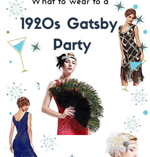 1920s Party – What to Wear?