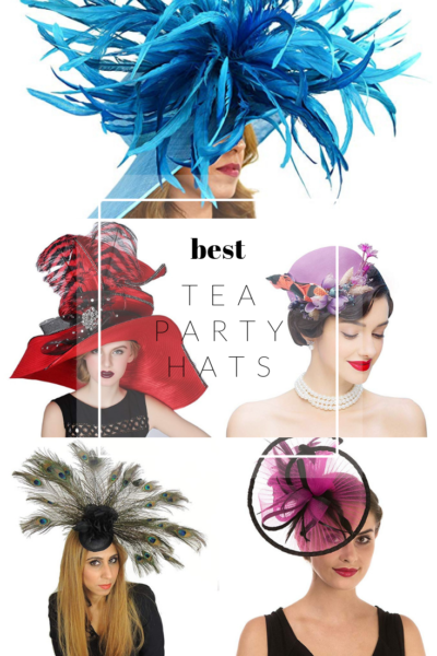 Best Tea Party Hats