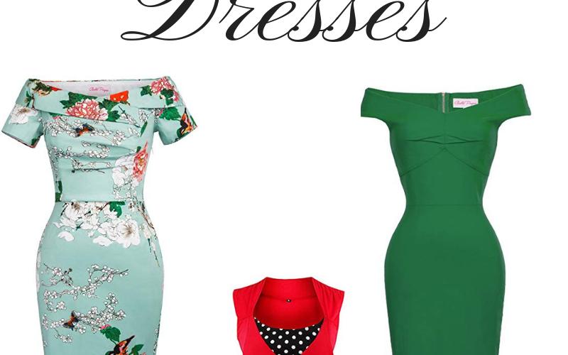 Best High Tea Party Dresses