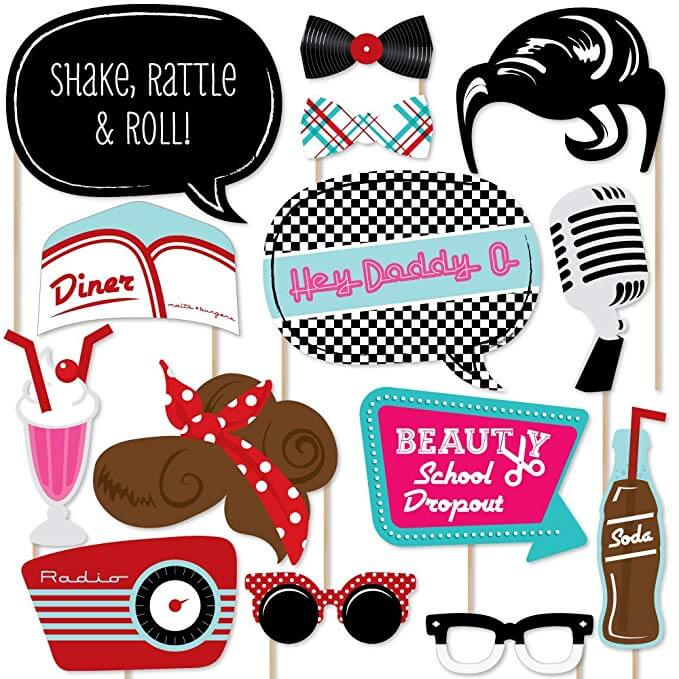 Grease Party Outfit