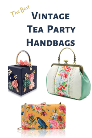 Best Vintage Tea Party Handbags