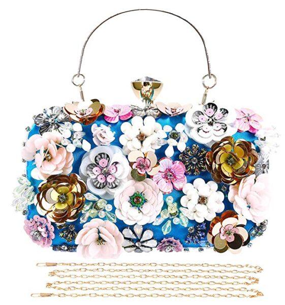 vintage tea party handbags