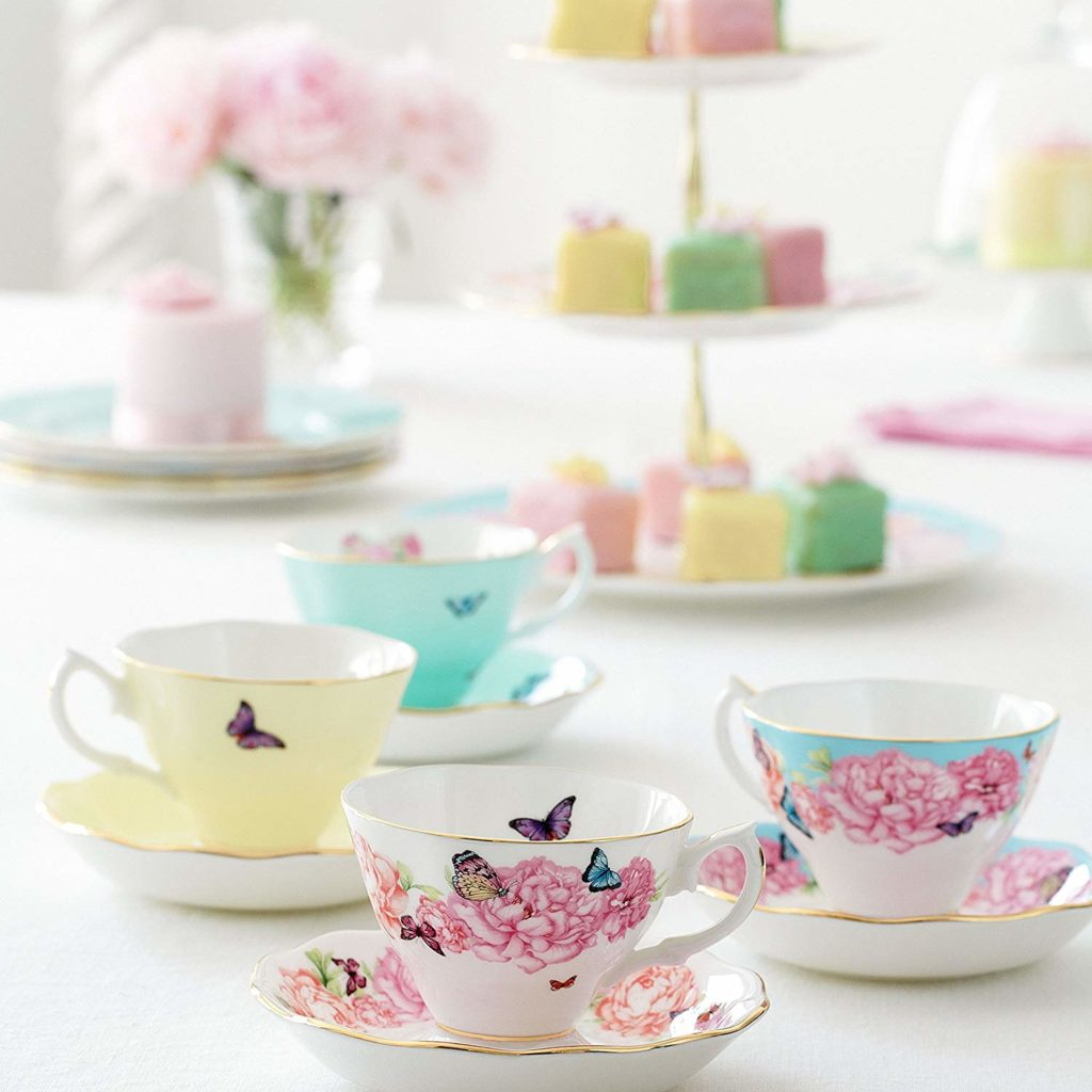 tea cups for tea party