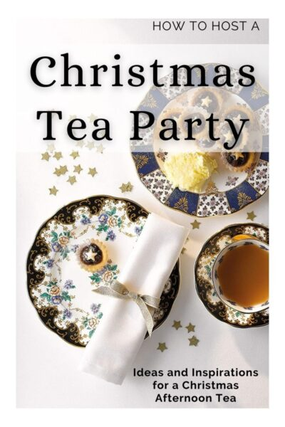 Vintage Christmas Tea Party Inspiration