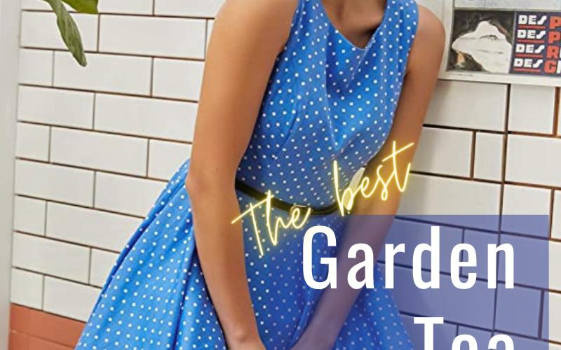 Garden Tea Party Dresses
