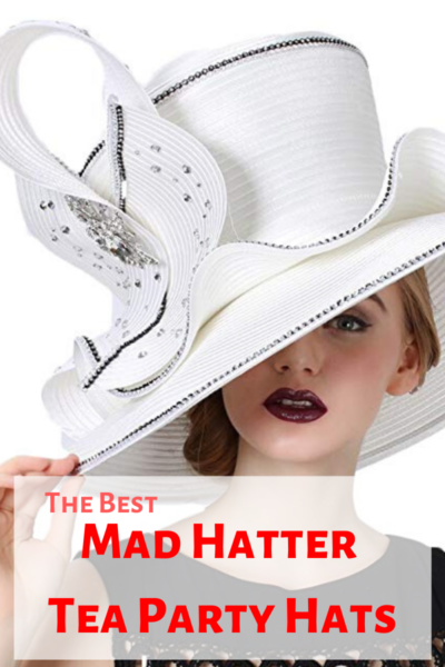 Mad Hatter Tea Party Hats